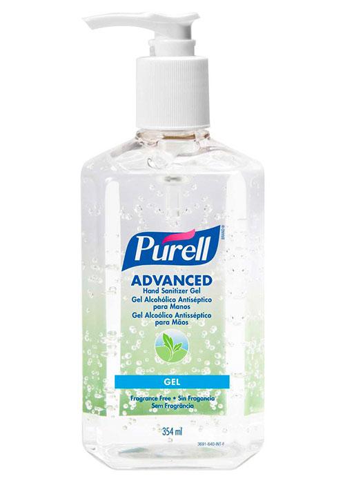 Antibacterial purell 350ml